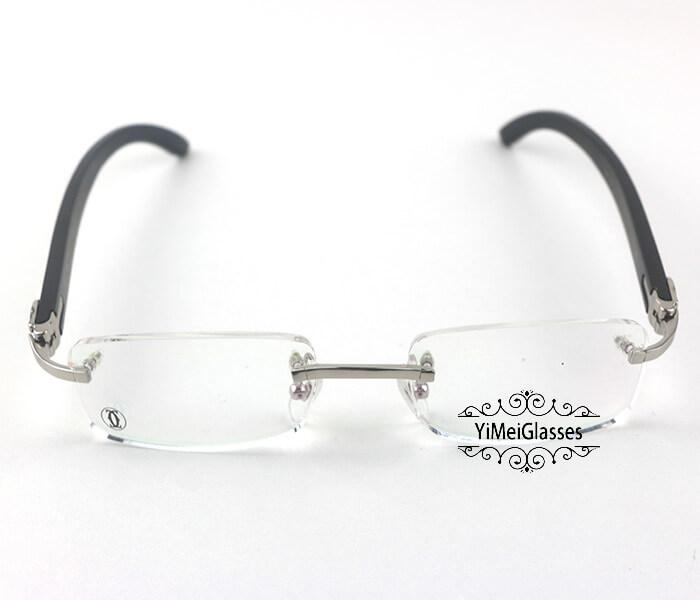 Cartier Horn Classic Rimless Optical Glasses CT3524012插图15
