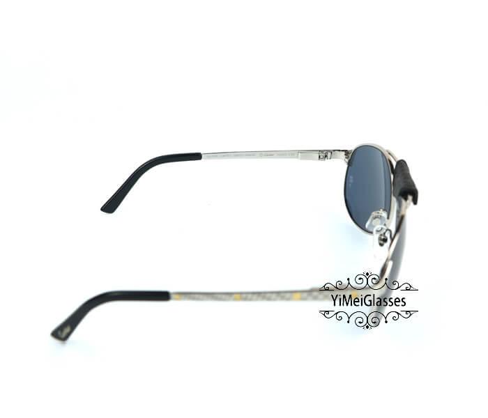 Cartier Classic Leather Buckle Aviators Sunglasses CT123456插图(19)