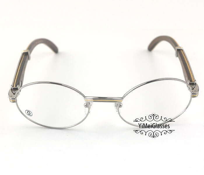 Cartier Wooden Full Frame Wooden Optical Glasses CT7550178-55插图(14)