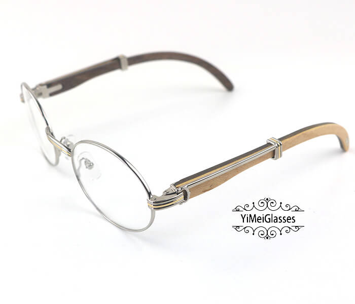 Cartier Wooden Full Frame Wooden Optical Glasses CT7550178-55插图(15)