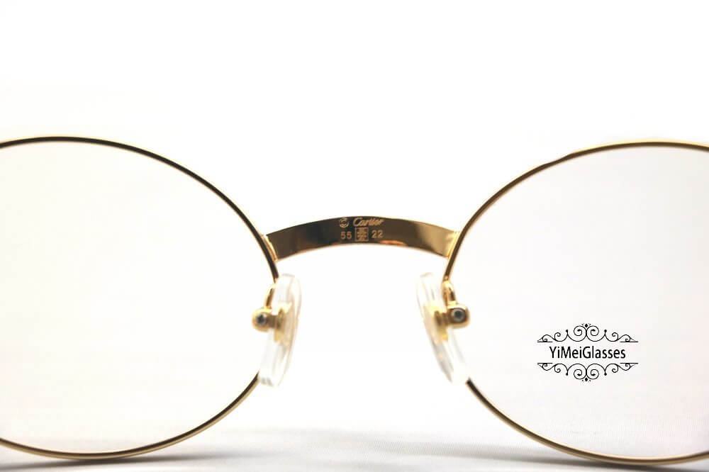 Cartier Wooden Diamond Full Frame Wooden Eyeglasses CT7550178-55插图(5)