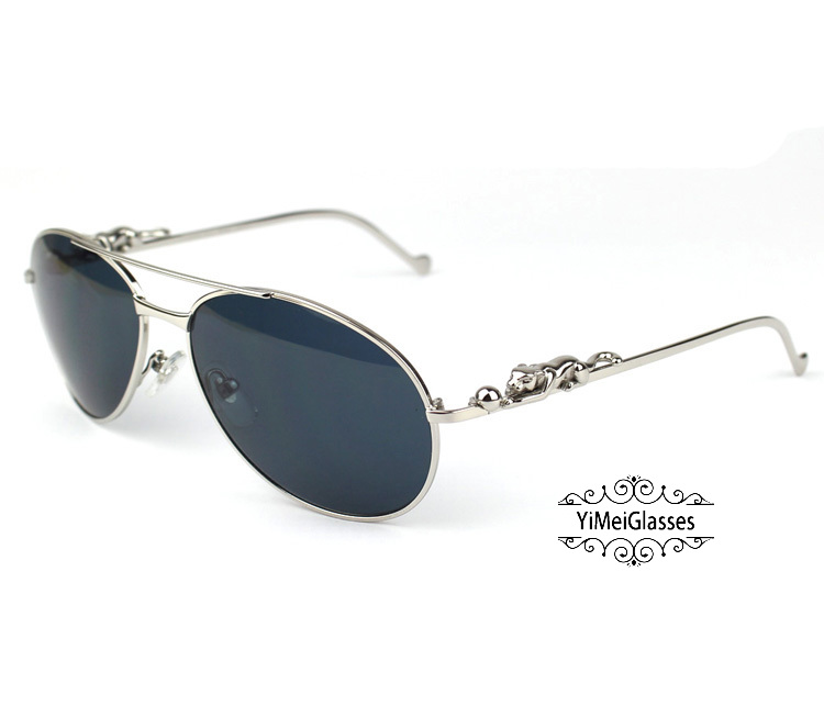 Cartier PANTHÈRE Aviators Diamond Metal Full Frame Sunglasses CT6384080插图(42)
