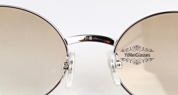 Cartier PANTHÈRE Diamond Metal Full Frame Sunglasses CT6384082插图15