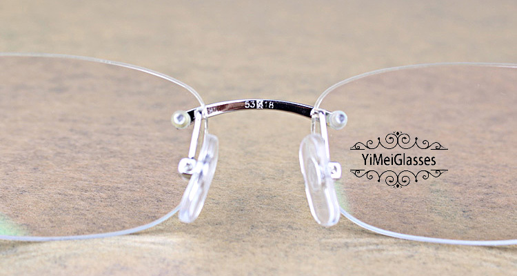 Cartier PANTHÈRE Metal Classic Rimless EyeGlasses CT6384086插图(12)