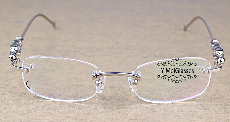 Cartier PANTHÈRE Metal Classic Rimless EyeGlasses CT6384086插图(7)
