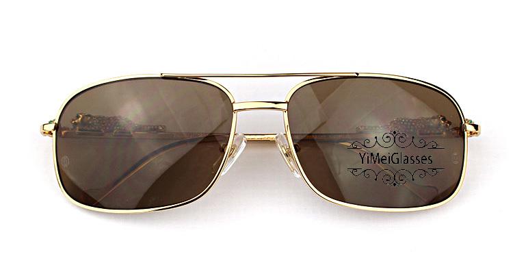 Cartier PANTHÈRE Diamond Aviators Full Frame SunGlasses CT6384088插图