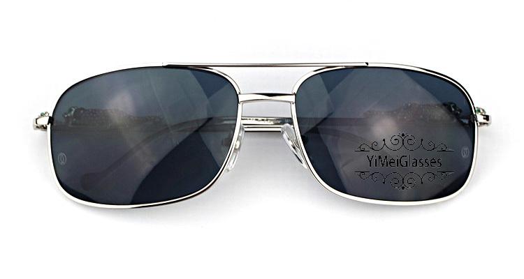 Cartier PANTHÈRE Diamond Aviators Full Frame SunGlasses CT6384088插图(16)