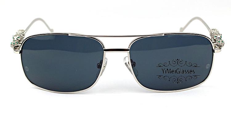 Cartier PANTHÈRE Diamond Aviators Full Frame SunGlasses CT6384088插图(17)
