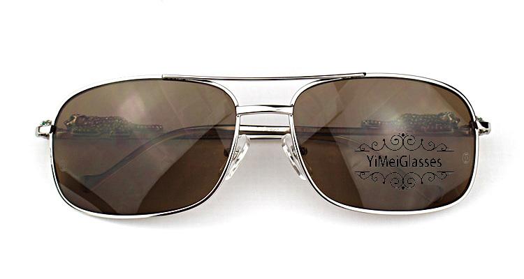 Cartier PANTHÈRE Diamond Aviators Full Frame SunGlasses CT6384088插图(8)
