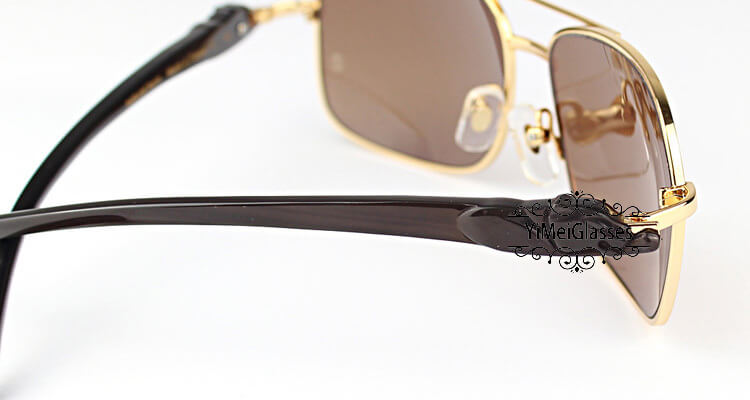 Cartier PANTHÈRE Horn Aviators Full Frame Sunglasses CT6384092插图(22)