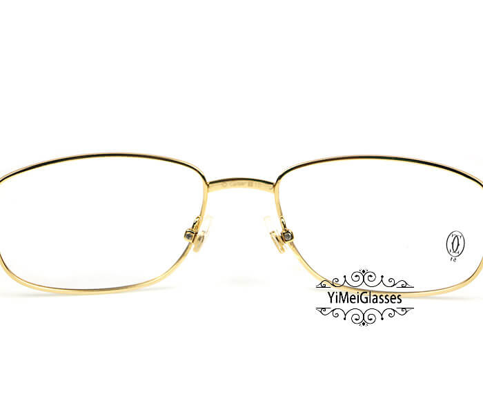 Cartier Retro Metal C Decor Full Frame Eyeglasses CT6410162插图(4)