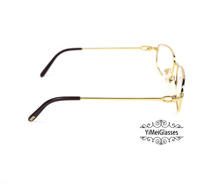 Cartier Retro Metal C Decor Full Frame Eyeglasses CT6410162插图(6)