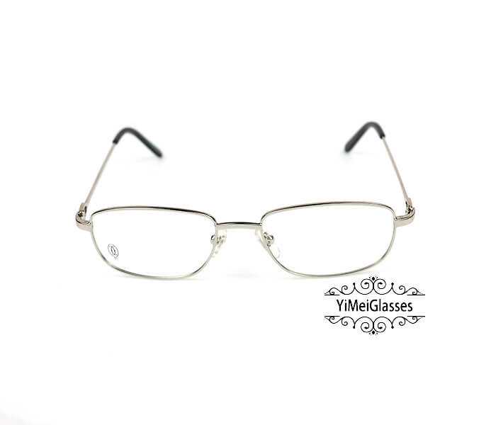 Cartier Retro Metal C Decor Full Frame Eyeglasses CT6410162插图(7)