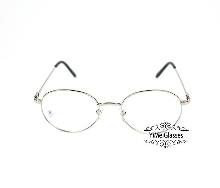 Cartier Retro Metal C Decor Full Frame Eyeglasses CT6410163插图