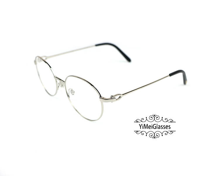 Cartier Retro Metal C Decor Full Frame Eyeglasses CT6410163插图(1)