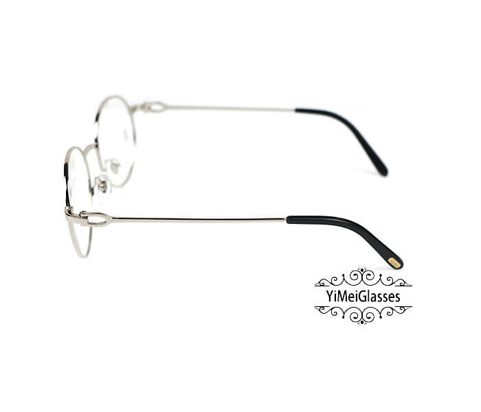Cartier Retro Metal C Decor Full Frame Eyeglasses CT6410163插图(2)