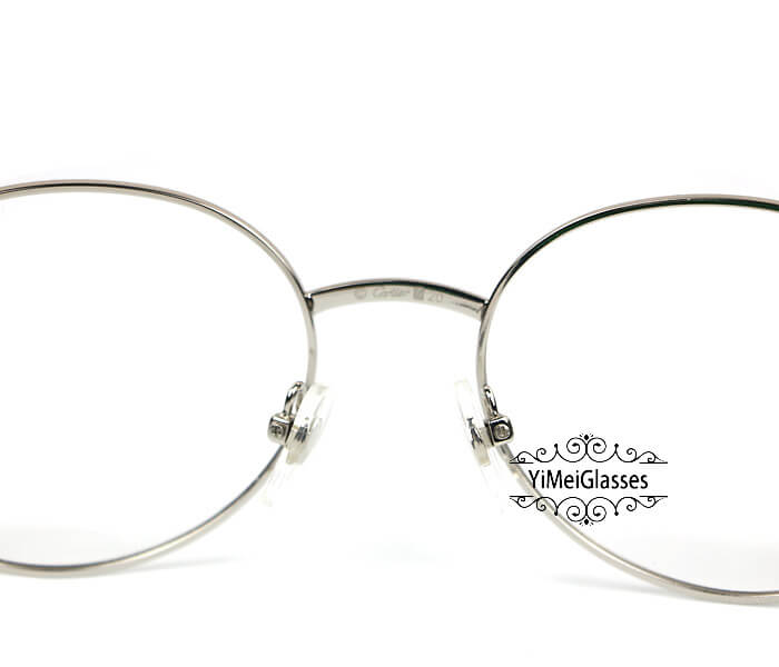 Cartier Retro Metal C Decor Full Frame Eyeglasses CT6410163插图(5)