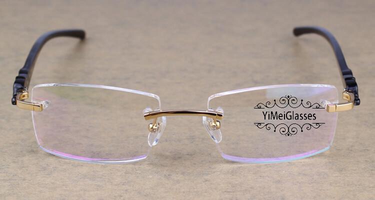 Cartier PANTHÈRE Rimless Horn EyeGlasses CT6738032插图(18)