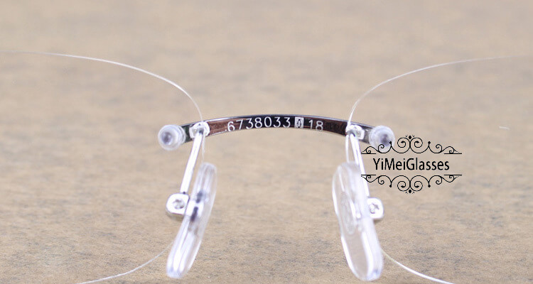 Cartier PANTHÈRE Rimless Buffalo Horn EyeGlasses CT6738033插图(14)