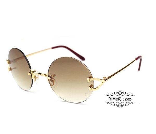 CT2920830-Cartier-Retro-Round-Lens-Metal-Rimless-Sunglasses-9-600x514.jpg