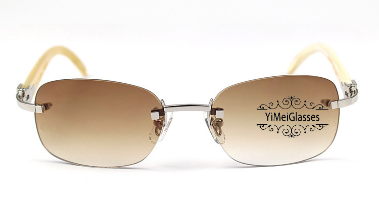 CT3524015-Cartier-Classic-18K-GOLD-Plated-Buffalo-Horn-Rimless-Sunglasses-1.jpg